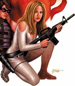 Agent 13 (Sharon Carter)