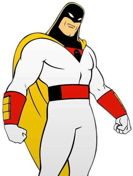 gallery for space ghost characters