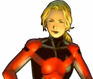 Stature (Cassie Lang)