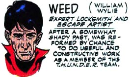 Weed (William Wylie)