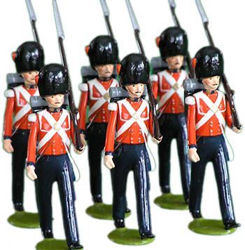 The Wooden Soldiers