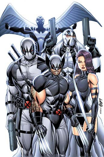 Character: X-Force (27803)
