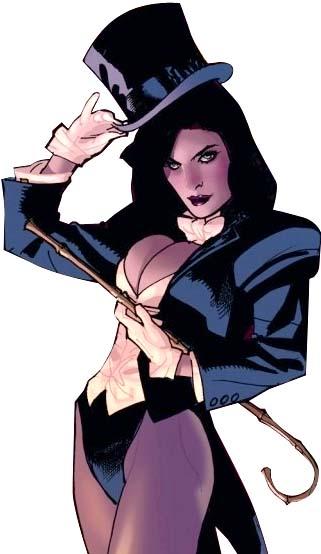 zatanna justice league heroes - photo #12