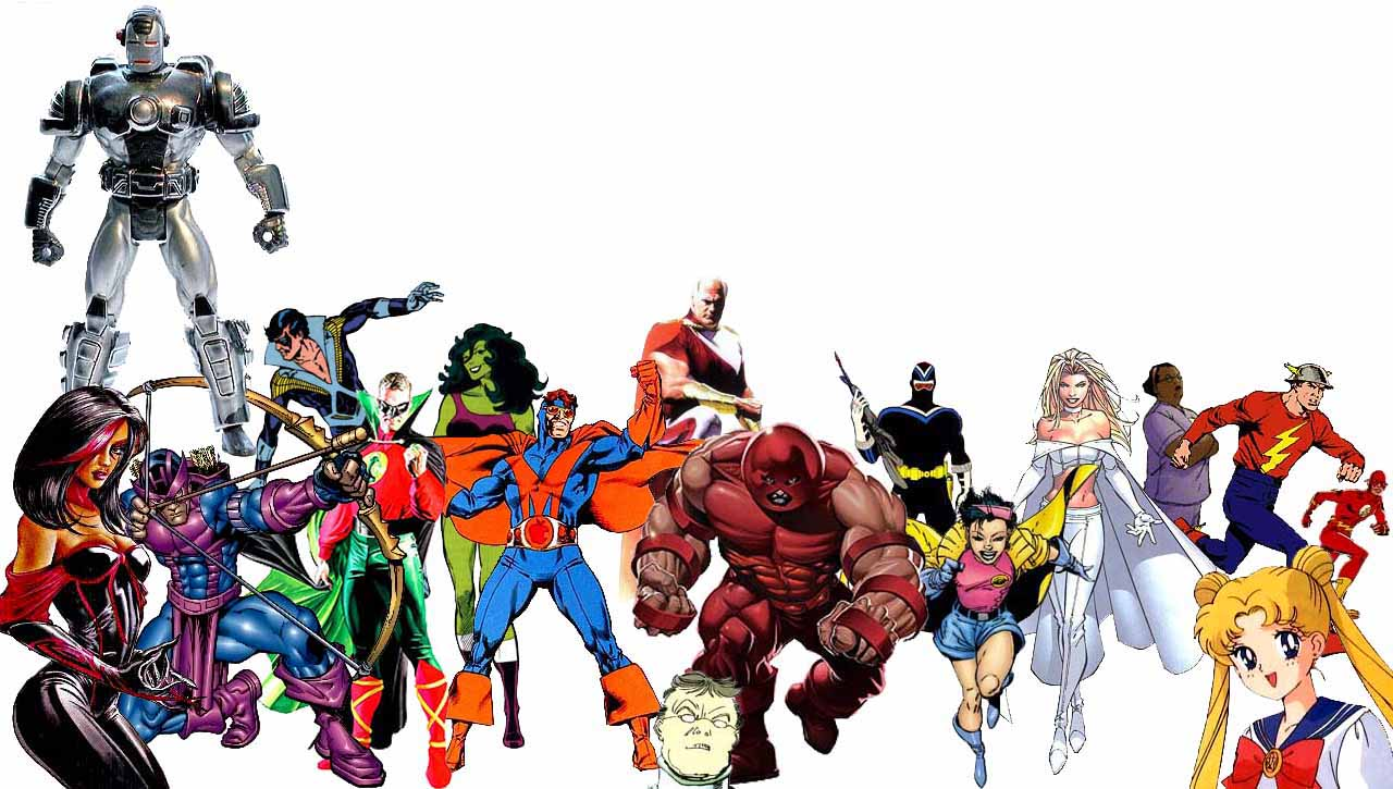 religion and superheroes Heroes who believe in faith, fight evil for religious purposes or are worshiped religiously but many such characters do tolerate atheists and followers of different faiths, making them different from religious villains, who often seek to instill their faith across the globe through the use of.