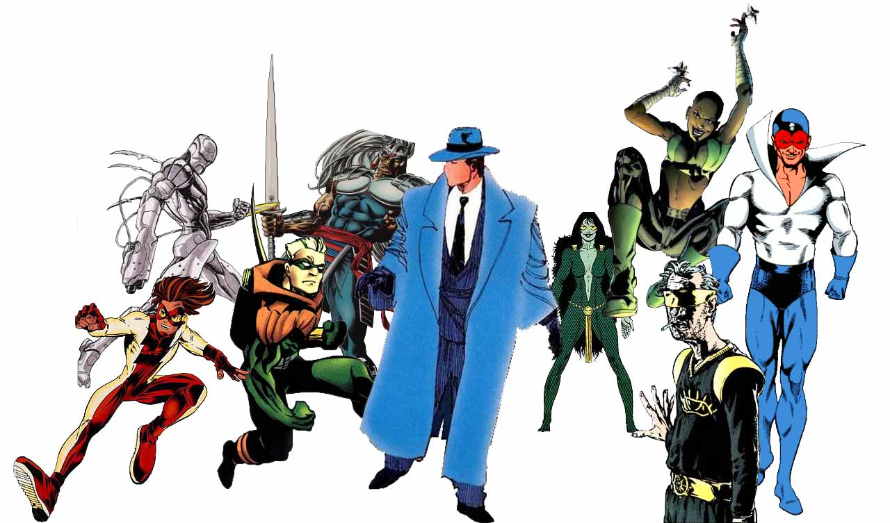 A review of superhero or supervillain an article by will oremus