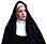 unnamed nun