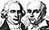Joseph and Etienne Montgolfier