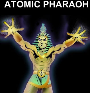 Atomic Pharaoh Comics