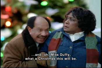Winslow P. Schott, a.k.a. Toyman (Sherman Hemsley): What a Christmas this will be.