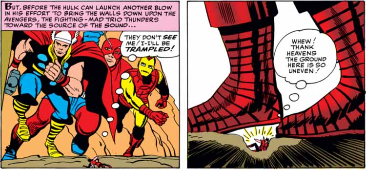 The Wasp: Thank Heavens