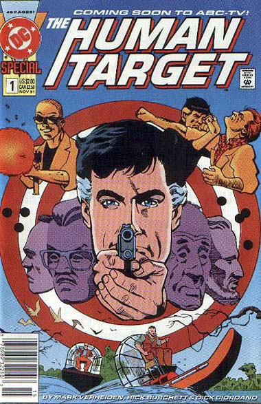 The Human Target (Christopher Chance)