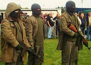I.R.A. (Irish Republican Army)
